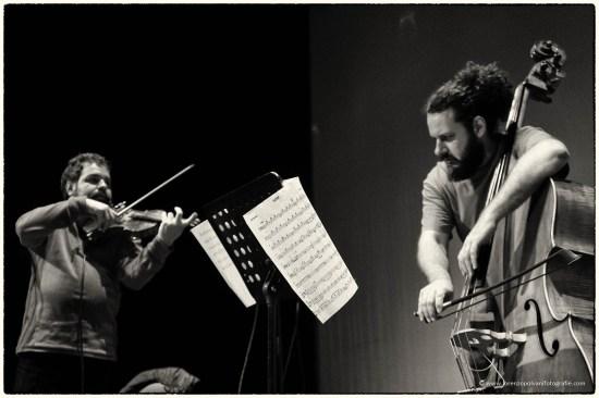 Ruben Chaviano e Mirco Capecchi