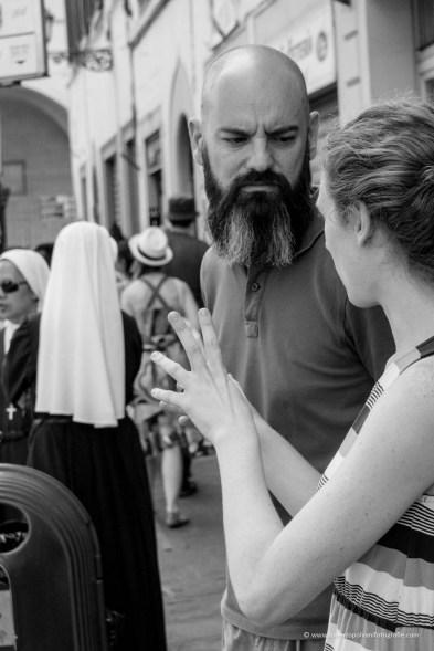 i gesti delle persone