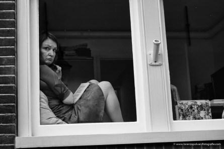 Attraverso le finestre di Amsterdam