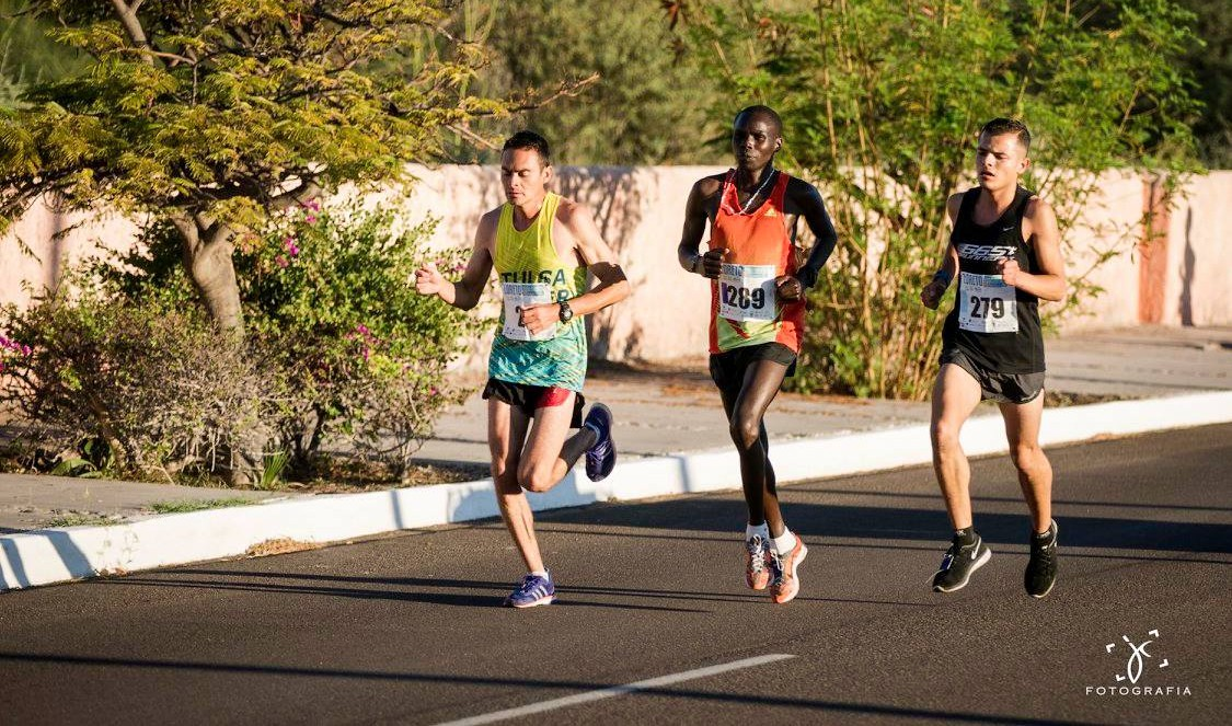 Half marathon international competitors