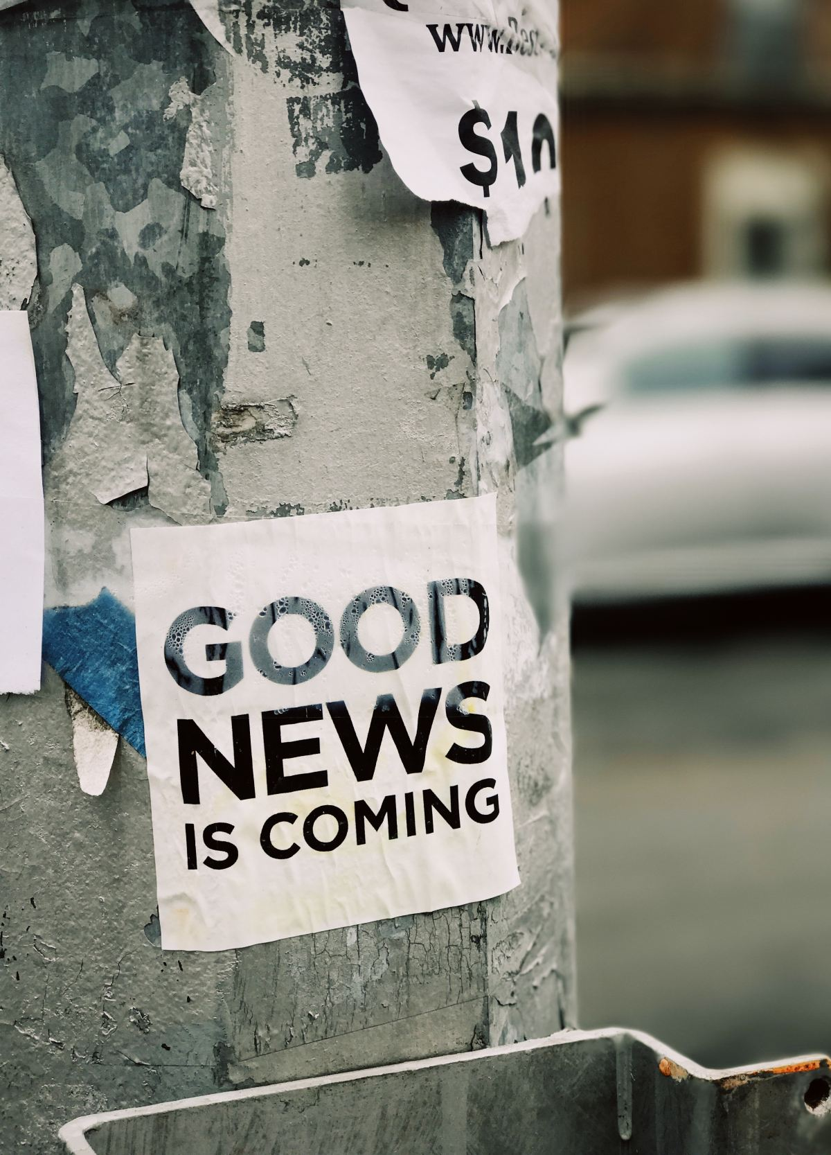 It's All About the Good News!