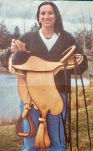 I used to make saddles
