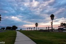 Good morning from Santa Barbara