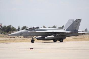 my sons F-18
