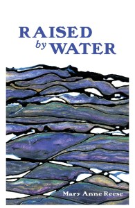 Book Cover - Raised by Water