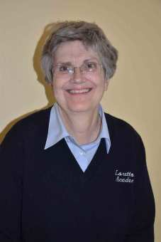 A biography and photo of Jane German CoL, a member of Loretto's Community Forum.