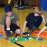 Two Havern students playing
