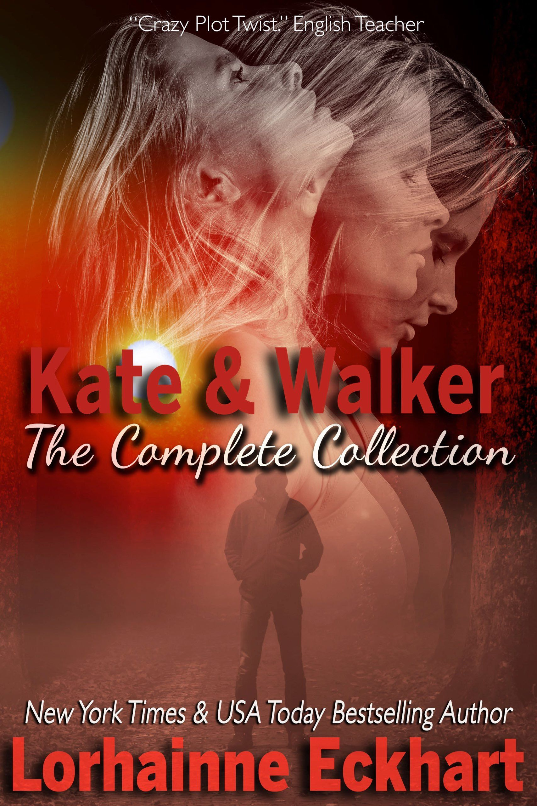 Kate and Walker: Deadly Dangerous & Desired Box Set