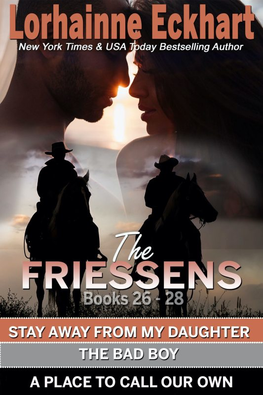 The Friessens Books 26 – 28