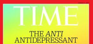 Is TIME telling truth ketamine?