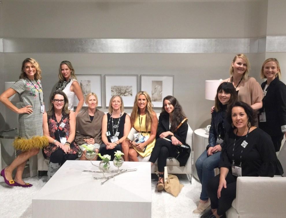 The High Point Market Design Bloggers Tour Featuring Lori Dennis