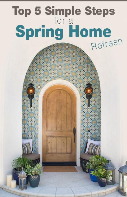 Spring Home Refresh 2021