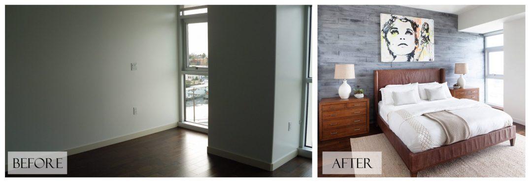 Top San Diego Interior Designer Lori Dennis Inc Before and After Condo