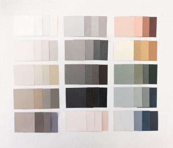 Limewash Colors