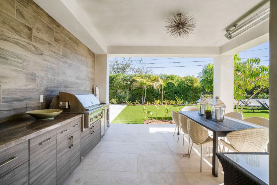 How to Design the Best Outdoor Kitchen