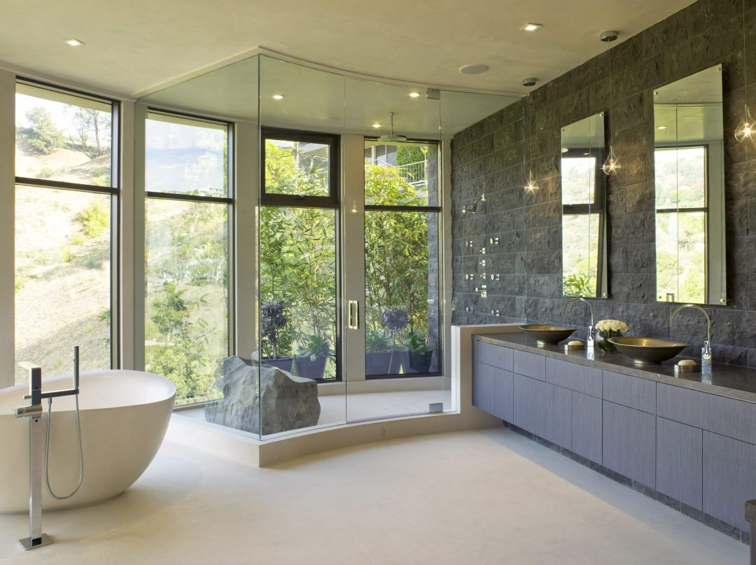 Natural Colors and Materials Interior Design Trends