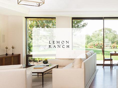 Lemon Ranch Lori Dennis Portfolio