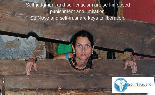 self-love and self-trust are keys to liberation