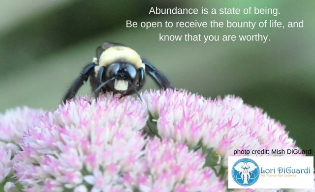 Stop Resisting, Be Open, & Say Thanks. You Are Worthy & Deserving of Good Things - Just Because