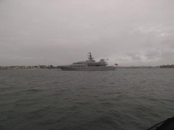 super yacht a lorient