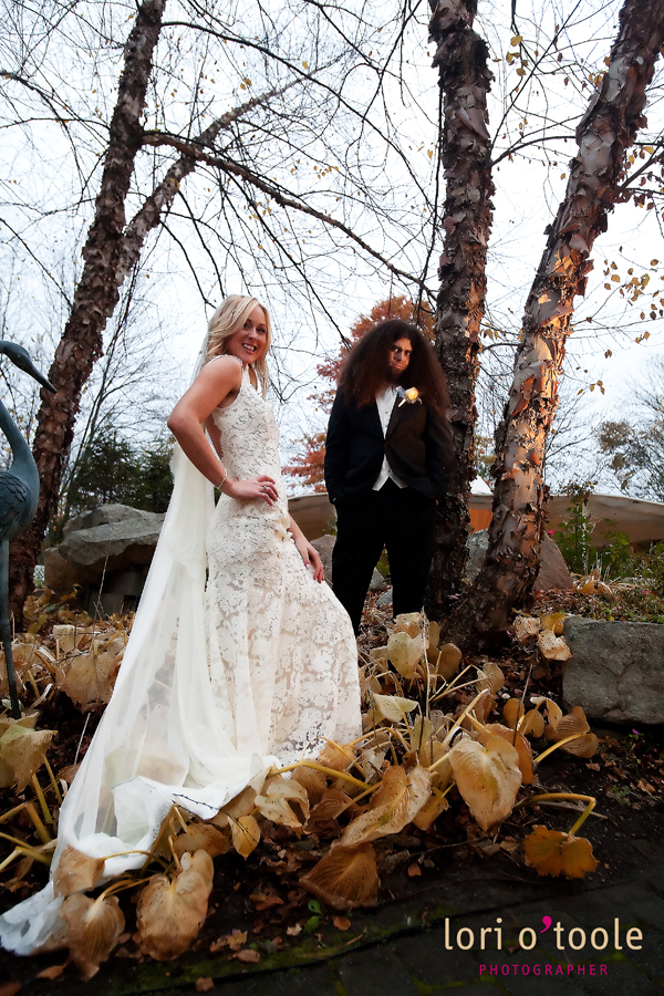 Chondra Amp Claudio S Quot Once Upon A Time Rock N Roll Wedding