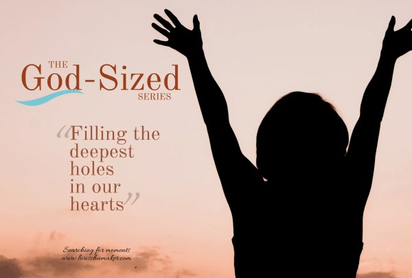Sometimes we face moments when we become completely disappointed and disillusioned with life. Hard things happen. We doubt. We question. We need something to fill the God-sized holes in our hearts. This encouraging article will give you words of hope from the Bible that will inspire you and show you how to fill the ache in your heart. Why not stop by for a visit?