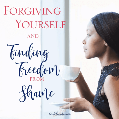Forgiving yourself isn't always easy, but when we embrace God's love and grace, we can find freedom from shame. Speak these 5 Declarations of Truth over your life and begin letting go of the past. #forgivingyourself #godslove #forgiveness #shame #hope #victory #freedom #healing
