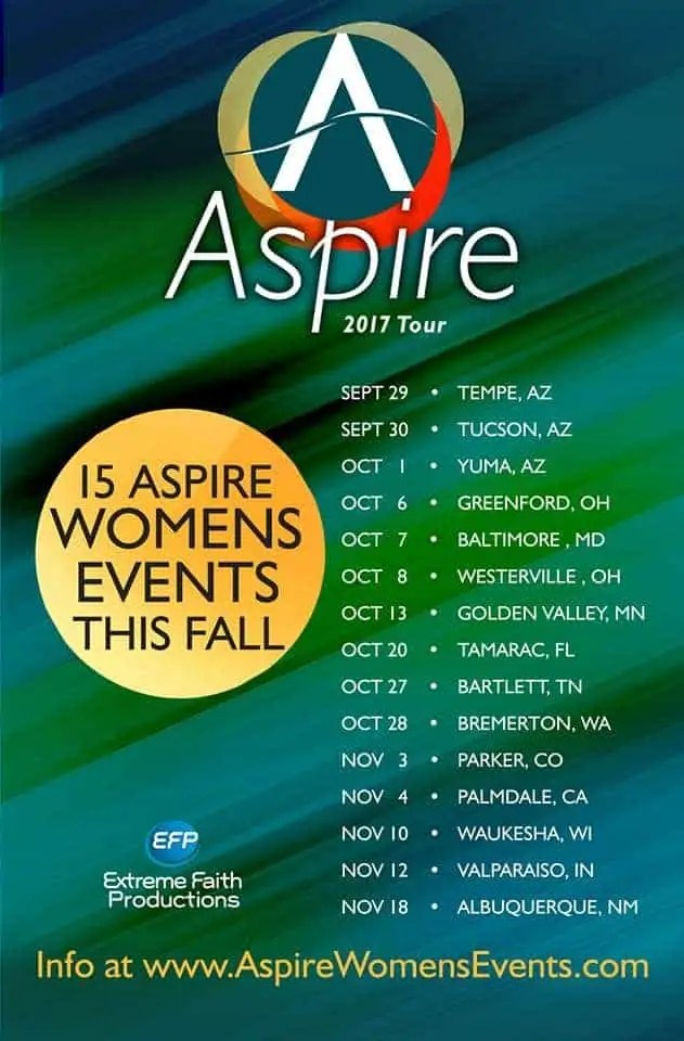Aspire Fall Events