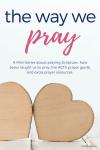 A series to help you grow in your prayer life. #howwepray #godslove #prayer #prayscripture #learntopray #helpmepray #prayerwarrior