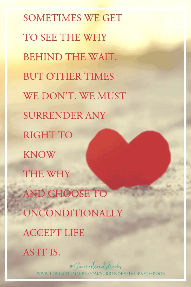 Are you in a difficult season of waiting? This book will encourage you to live surrendered and trust that on the other side of what is difficult, with God it will all somehow be okay. #SurrenderedHeartsBook #Godslove #ChristianAuthor #Adoption #NationalAdoptionMonth