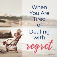 When You Are Tired of Dealing with Regret {#MOH Link-Up}