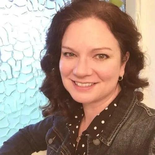 Dawn Klinge - Author of Sorrento Girl