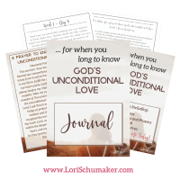 For When You Want to Know God's Unconditional Love