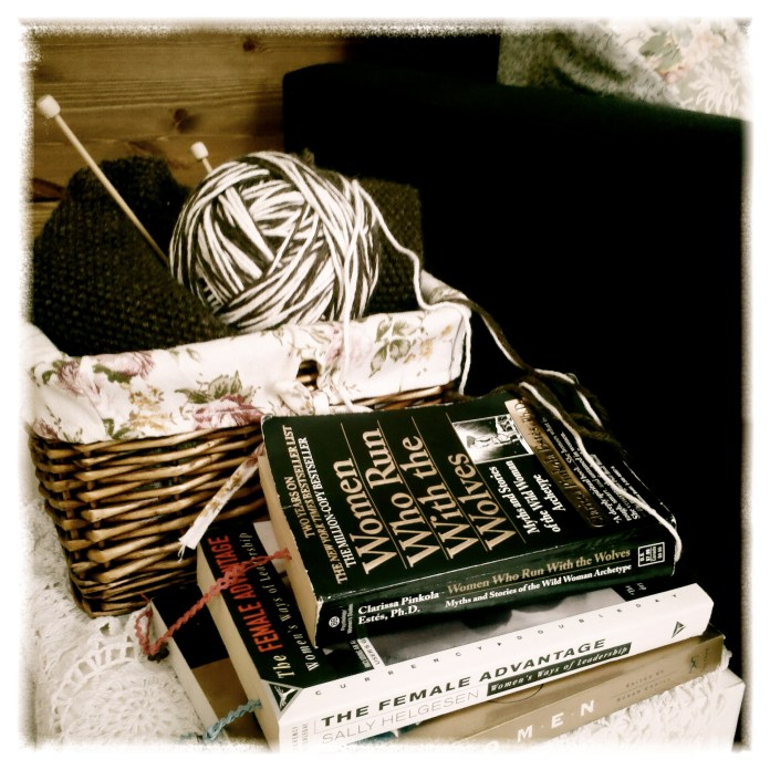 Knitting-and-Books1