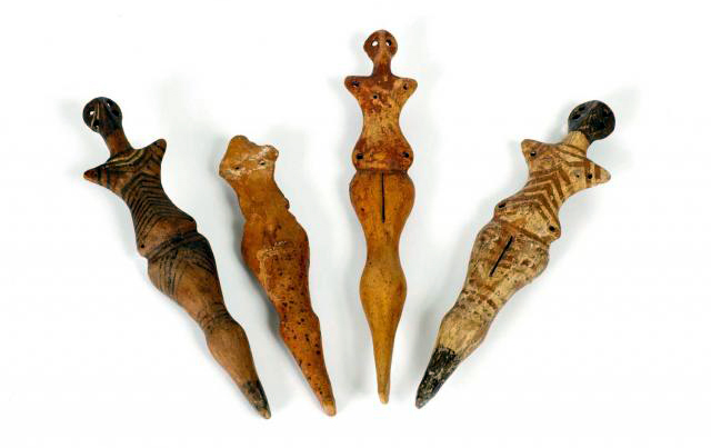 cucuteni goddesses