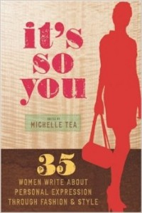 It's so you by Michelle Tea cover