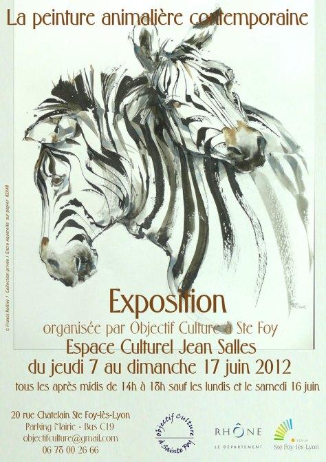 expo peinture animaliere