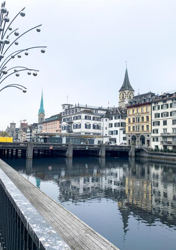Travel Guide: Zurich (By day)