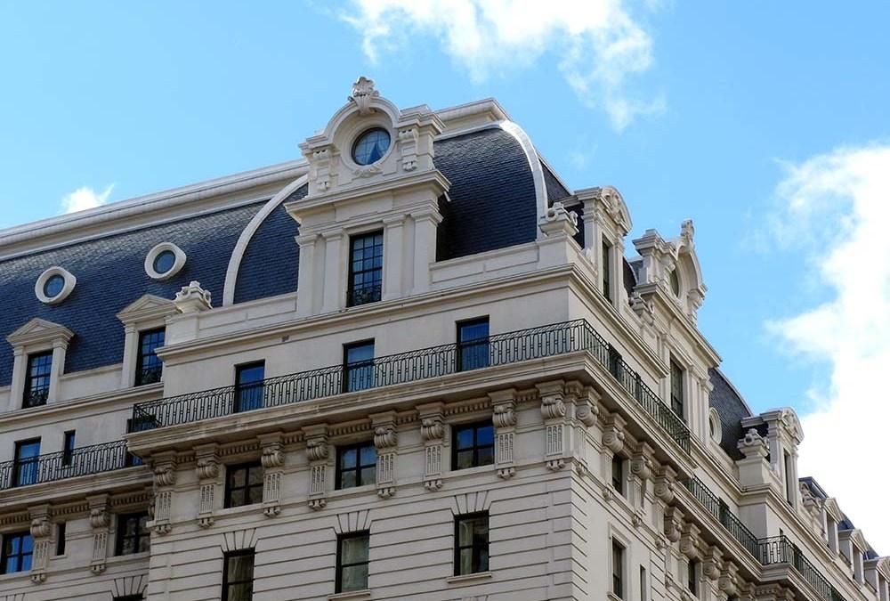 The Architecture of Washington