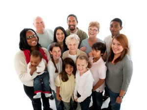 We live in a multi generational world. Learn how to live with one another.