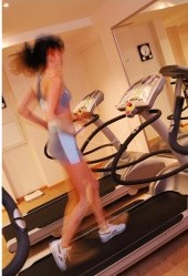 Exercise at the right intensity