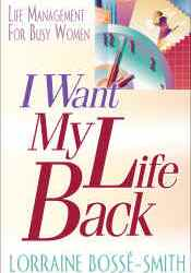 I Want My Life Back book