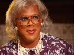 Good advice from Madea movie
