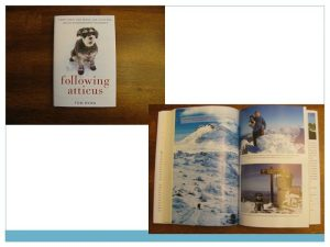 A book review of Following Atticus