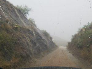 Wett road