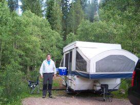 Kuma's RV rental experience