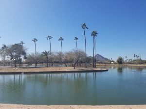 Chaparral Park in Scottsdale