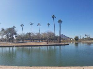 Chaparral Park in Scottsdale
