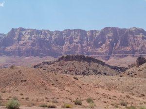 The Vermillion Cliffs