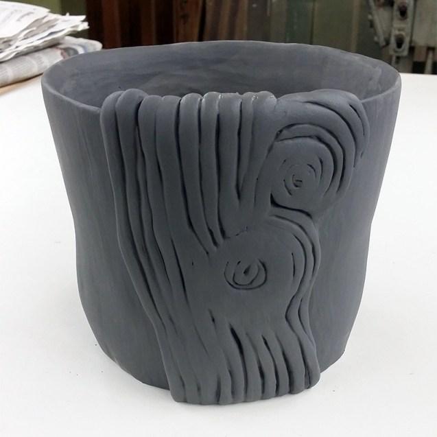 Big coil pot 8
